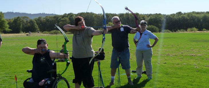 About Adaptive Archery