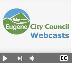 City Council Webcasts button