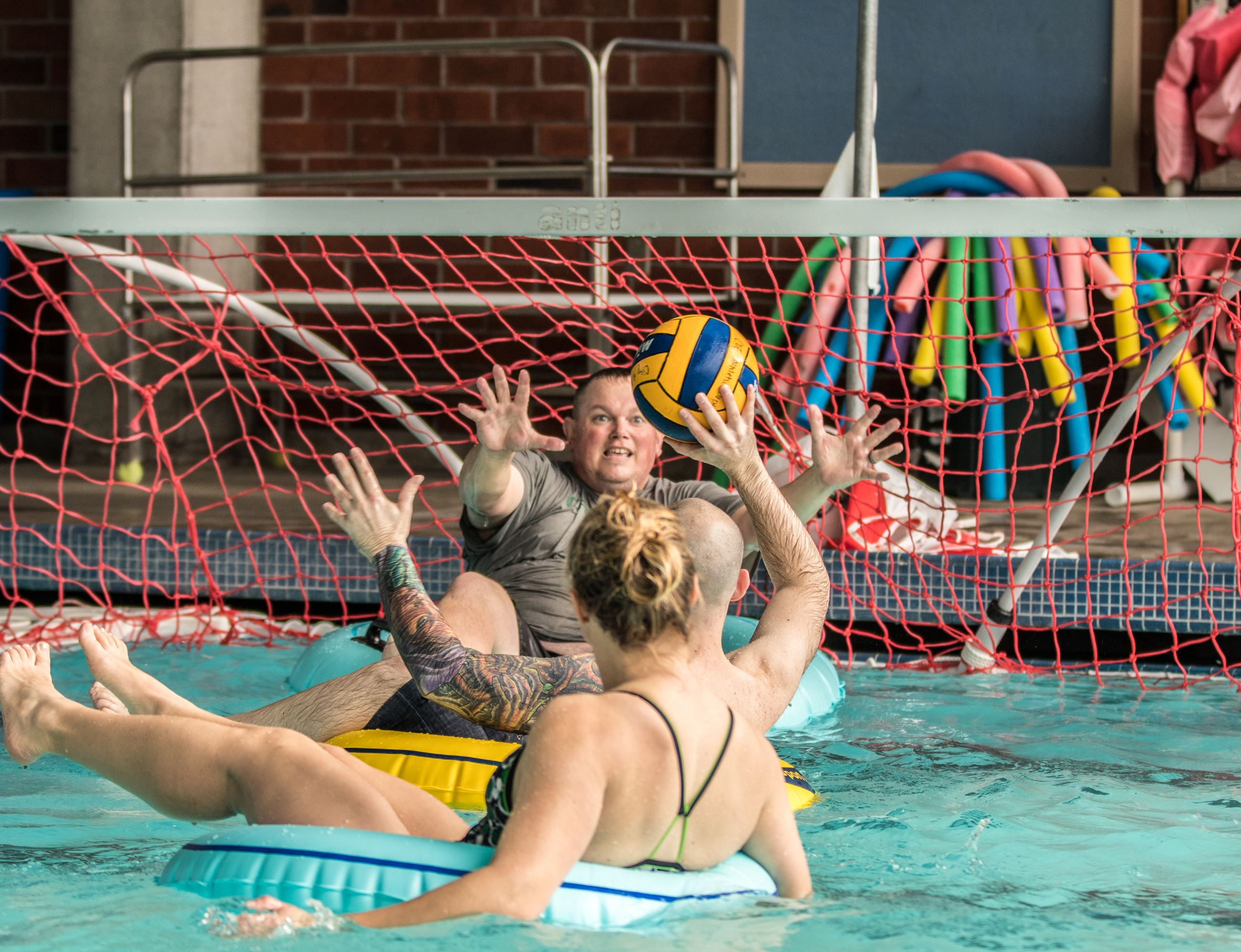 Inner Tube Water Polo-1-3