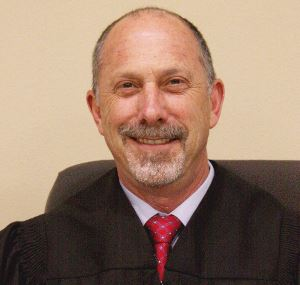 Assistant Judge Richard L Fredericks