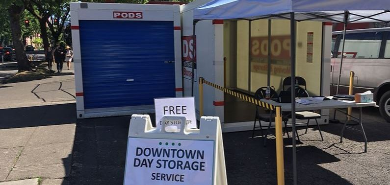 Downtown Day Storage Service
