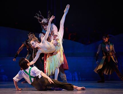 Eugene Ballet Success
