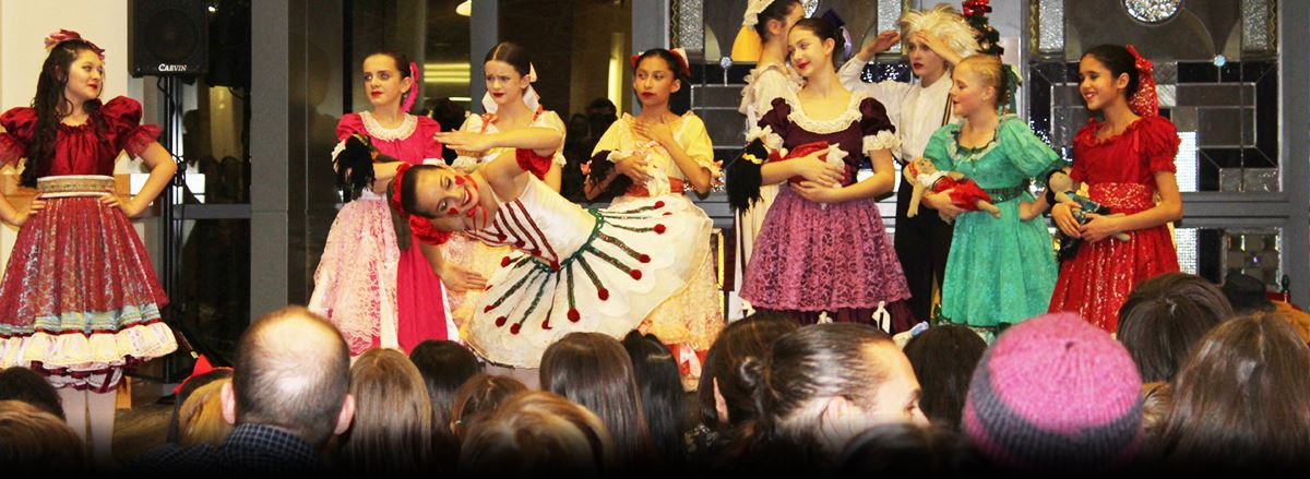 Eugene Youth Ballet Nutcracker by and for kids – 12/11