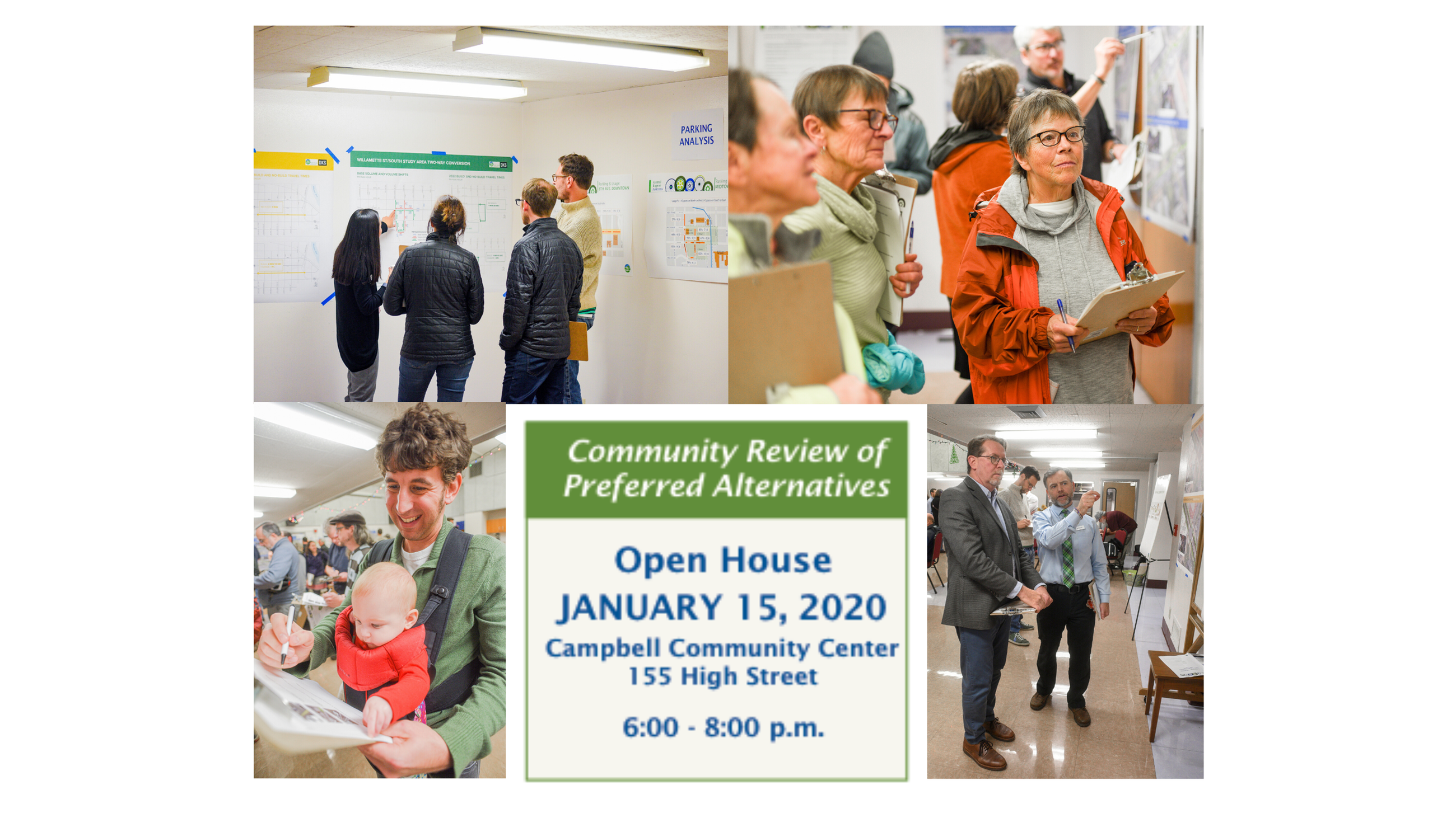 CEiM Open House January