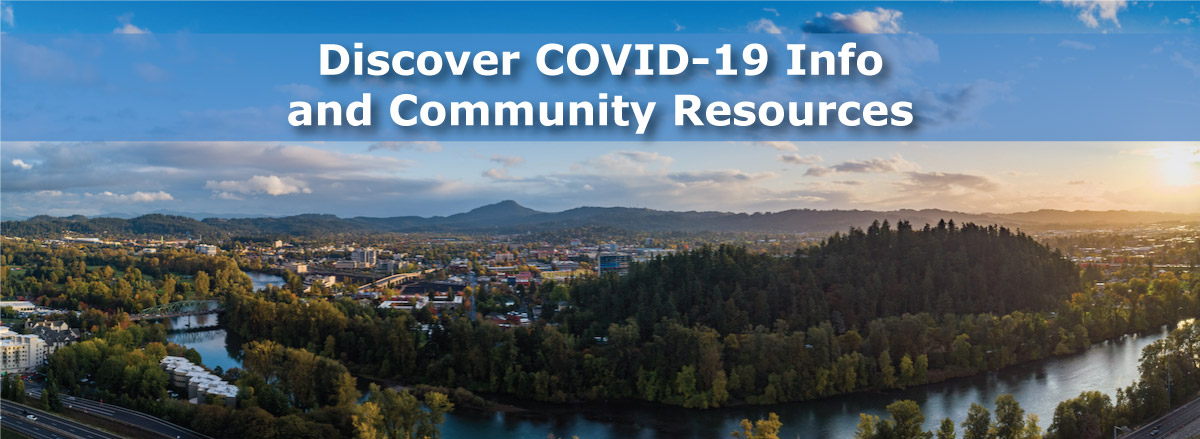 Discover COVID-19 Info and Community Resources