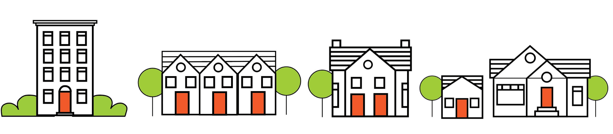 Middle Housing graphic