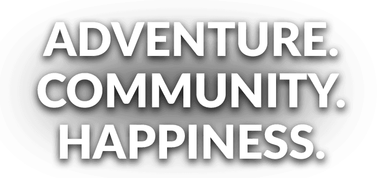 Recreation - Adventure. Community. Happiness.