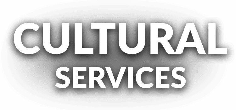 Cultural Services - Welcome Message