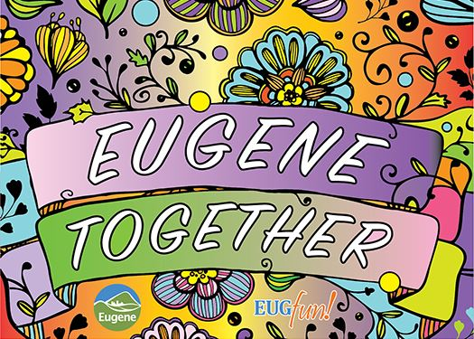 Eugene Together poster