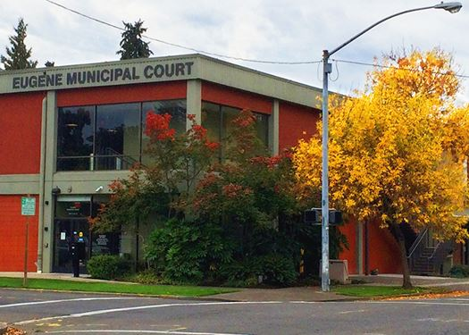 Eugene Municipal Court