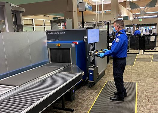 Computed tomography x ray scanner