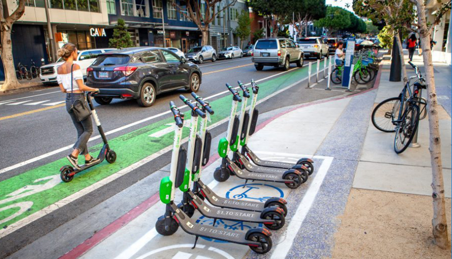 The City of Eugene is working to create and implement an E-Scooter Pilot Program