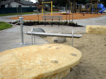 Willakenzie play area