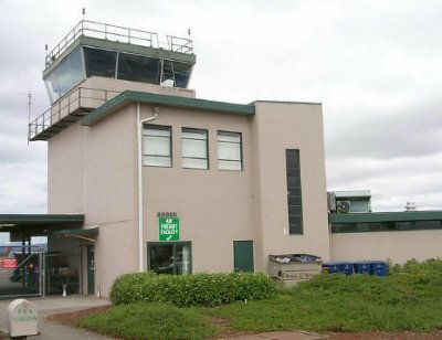 Old Airport Tower