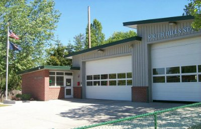 Fire Station #15 South Hills