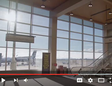 Eugene's newly renovated Airport