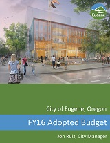FY16 Adopted Budget