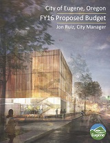 FY16 Proposed Budget